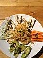 Asian salad (9525641525).jpg