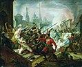Assault of Kazan by Pugachev by Moller.jpg