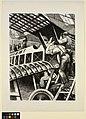 Assembling Parts 'britain's Efforts and Ideals'; Making Aircraft Art.IWMART692.jpg