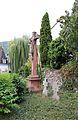 Assmannshausen Lorcher Straße 2 Altes Friedhofskreuz 2.jpg