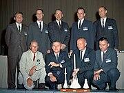 Astronaut Group 2 - S62-6759