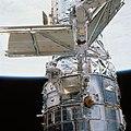 Astronaut John M. Grunsfeld EVA (28025339255).jpg