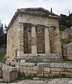 Athenian Treasury (5986586369).jpg