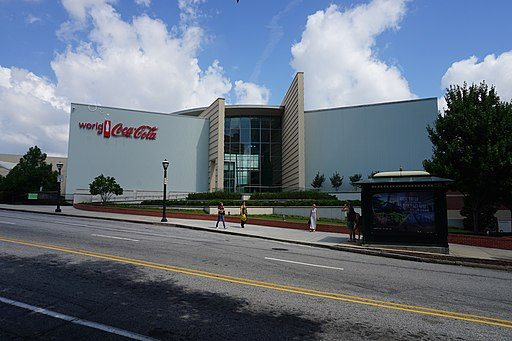 Atlanta August 2016 02 (World of Coca-Cola)
