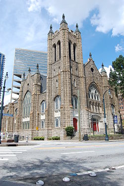 Atlanta First United Methodist Church Wikipedia