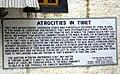 Atrocities in Tibet sign. Manali.jpg