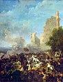 Attaque du château de Cossaria, 13 avril 1796 B.jpg
