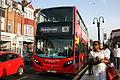 Au Morandarte Flickr London United ADH35 on Route E3, Turnham Green Station (14760662305).jpg