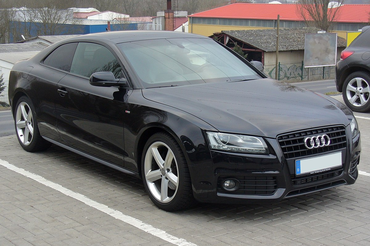 audi a5 8t wikipedia. Black Bedroom Furniture Sets. Home Design Ideas
