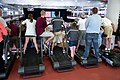 Audience members standing on treadmills.jpg