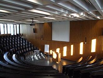 German University of Administrative Sciences, Speyer - Main Auditorium
