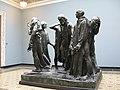 Auguste Rodin-Les Bourgeois de Calais-Ny Carlsberg Glyptotek.jpg