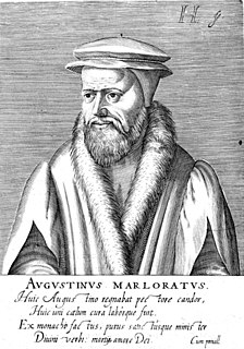 Augustin Marlorat French Protestant reformer