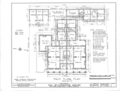 Augustine Ottenstein House, 207-209 North Jackson Street, Mobile, Mobile County, AL HABS ALA,49-MOBI,29- (sheet 1 of 13).png