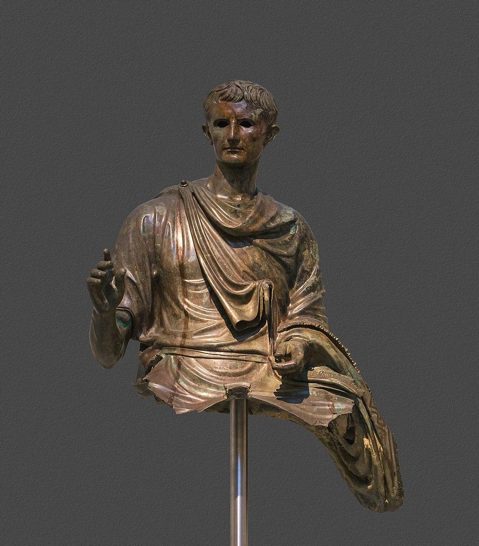 Augustus Bronze X23322 NAMAthens