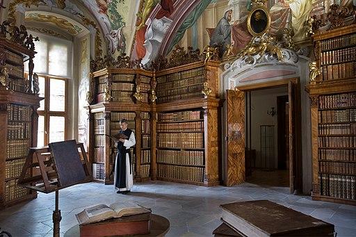 Austria - Heiligenkreuz Abbey - 1704