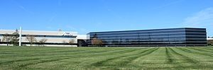 Flat Rock Assembly Plant - AutoAlliance International plant, 2010.