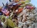 Avena con puerro, tofu y pimiento (4614827703).jpg