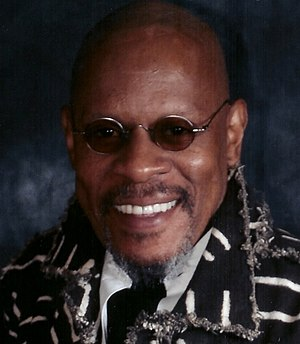 Avery Brooks - Brooks at the 2007 Armageddon convention