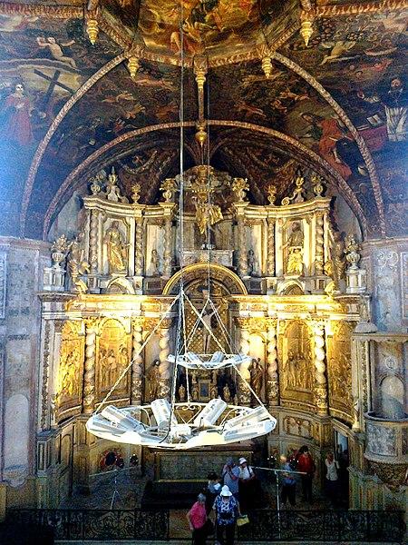 File:Aveyron Villefranche De Rouergue Chapelle Des Penitents Noirs Choeur 29052012 - panoramio (1).jpg