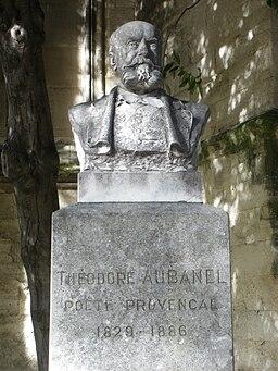 Avignon - Théodore Aubanel