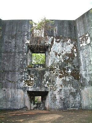 Pallipuram Fort - Image: Ayakotta pallipuram (Inner view)