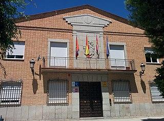 Alameda de la Sagra Municipality in Castile-La Mancha, Spain