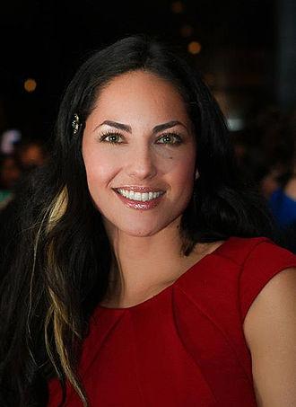Bárbara Mori - Bárbara Mori Ochoa in 2013