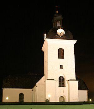 Bälinge Church, Uppland - Bälinge Church