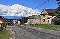 Bílá Lhota, Hradečná, main street (1).jpg