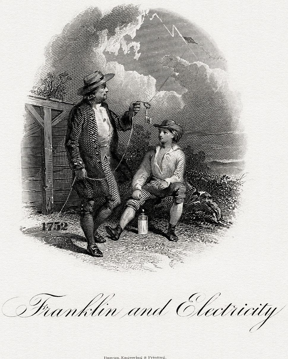 BEP-JONES-Franklin and Electricity