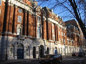 British Medical Association - BMA House, London