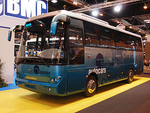 BMC (Turkey) - BMC Probus at the 2008 FIAA (International Bus and Coach Fair) in Madrid