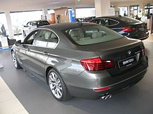 2016 Bmw M5 >> BMW Série 5 — Wikipédia