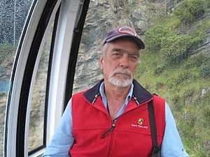 Bruce P. Luyendyk - Luyendyk during visit to New Zealand