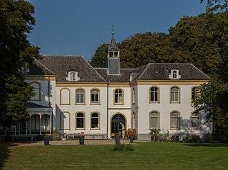 Baak - Country house: huis Baak