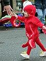BabyOctopusReachesForAHand 2005ProcessionOfTheSpecies IIMG1392.jpg