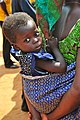 Baby at Ghana health event (7250653286).jpg