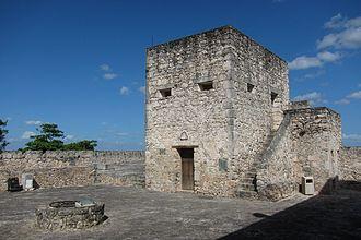 Bacalar Municipality - Bacalar Fort