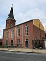 Back, Nazarene Baptist Church, 1213 Harford Avenue, Baltimore, MD 21202 (40833191741).jpg