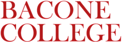 Bacone College logo.png