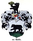 Baehr (Bähr) zu Livland Wappen.jpg