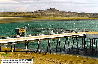 Puerto San Julián - San Julián Bay
