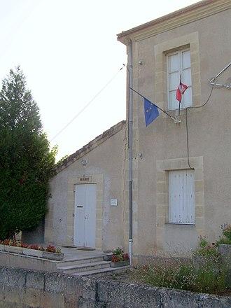 Baigneaux, Gironde - Town hall