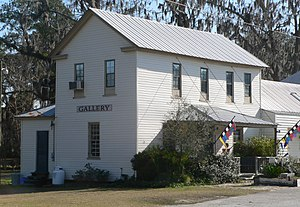 National Register of Historic Places listings in Charleston County, South Carolina - Image: Bailey's Store (Edisto Island, SC) 1