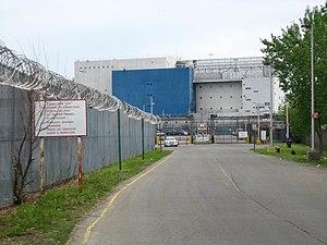 Vernon C. Bain Correctional Center - Image: Bainjailjeh