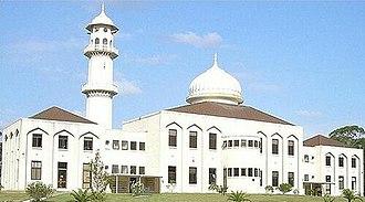 Ahmadiyya by country - Baitul Huda Mosque, Sydney, Australia.