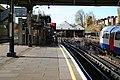 Bakerloo line sheds, Queens Park station - geograph.org.uk - 610140.jpg