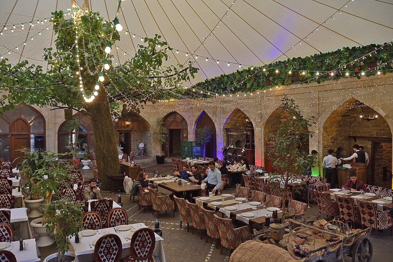 Baku Restaurant