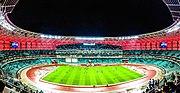Baku Olympic Stadium panorama 1